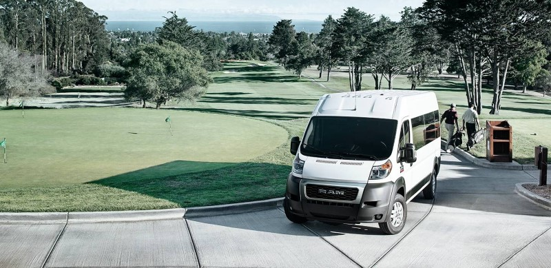 2021 Ram Promaster Redesign & Changes