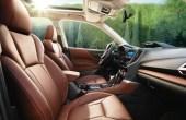 2021 Subaru Forester Interior Colors