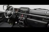 2021 Suzuki Jimny Interior Concept