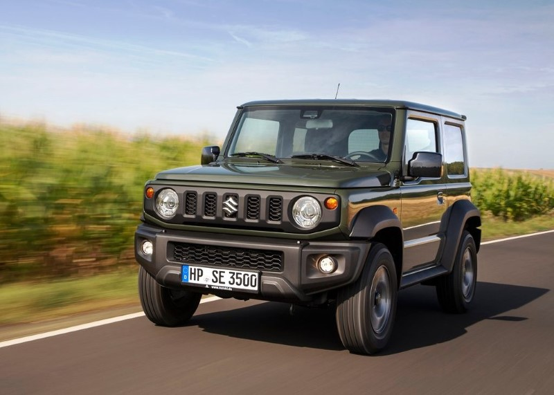 2021 Suzuki Jimny Redesign & Changes