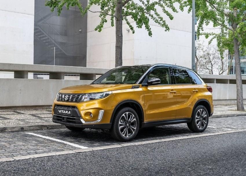 2021 Suzuki Vitara Redesign & Changes