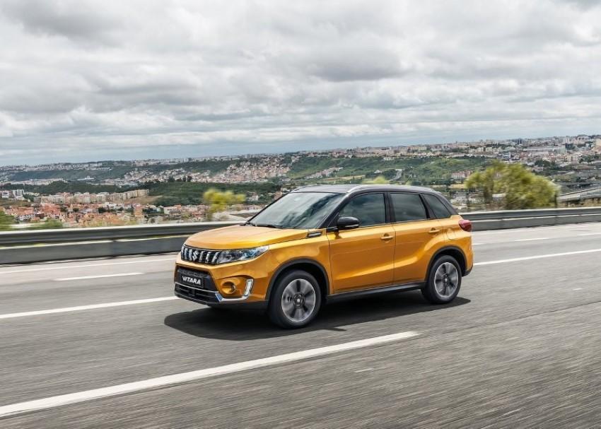 2021 Suzuki Vitara Release Date and Price