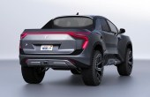 2021 Tesla Pickup Truck Exterior Photos