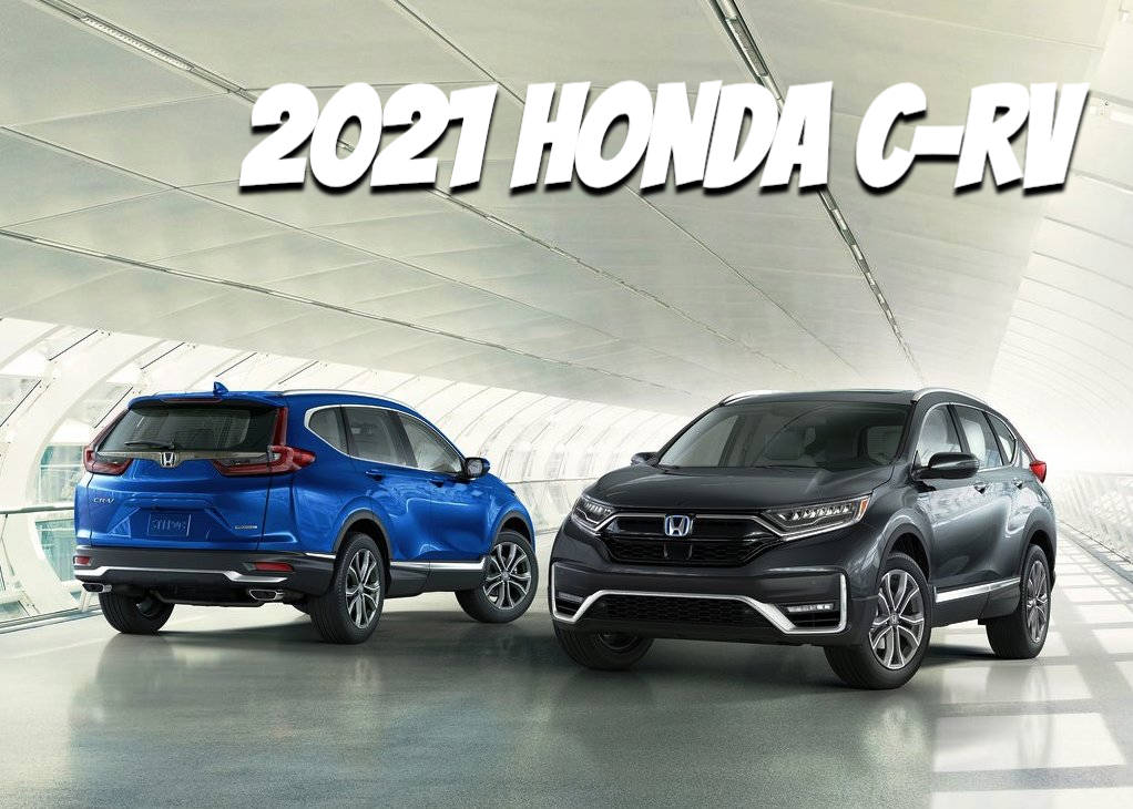 2021 Honda CR-V Configurations and Colors