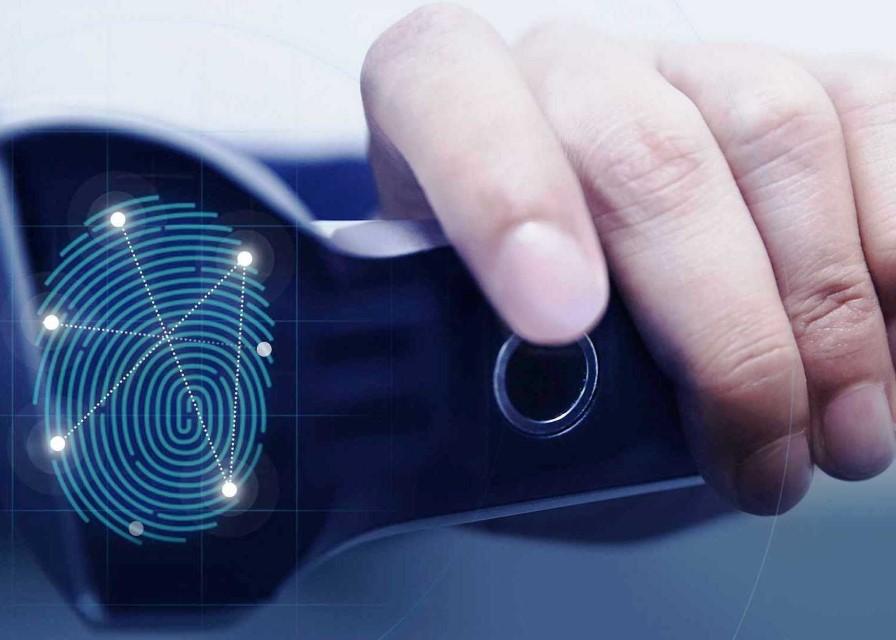 2021 Hyundai Santa Fe Finger Print Sensor