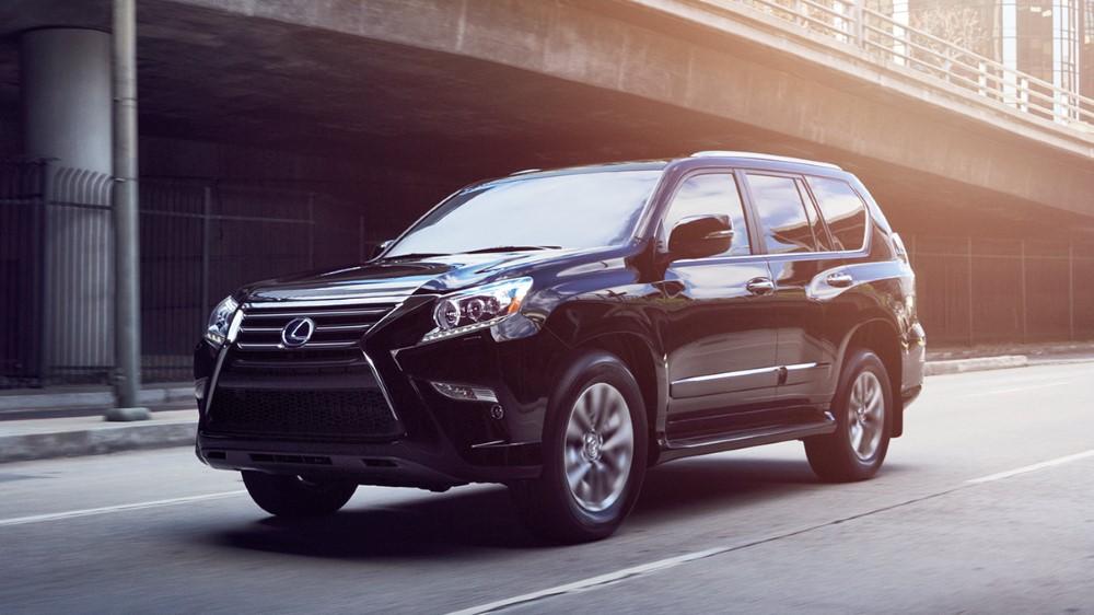 2021 Lexus GX 460 Fuel Economy