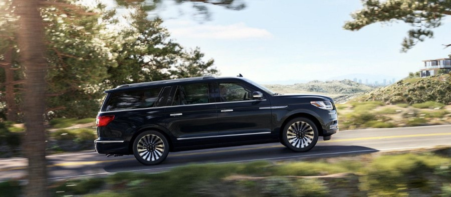 2021 Lincoln Navigator 0-60 Accelerations
