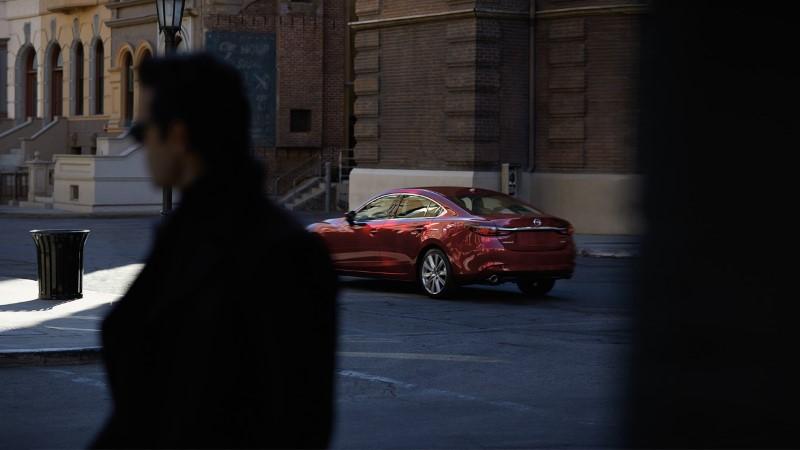 2021 Mazda 6 Sedan Model Price & Availability