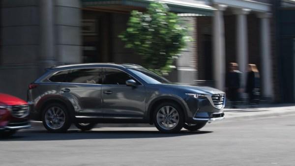 2021 Mazda CX-9 7 Seater SUV