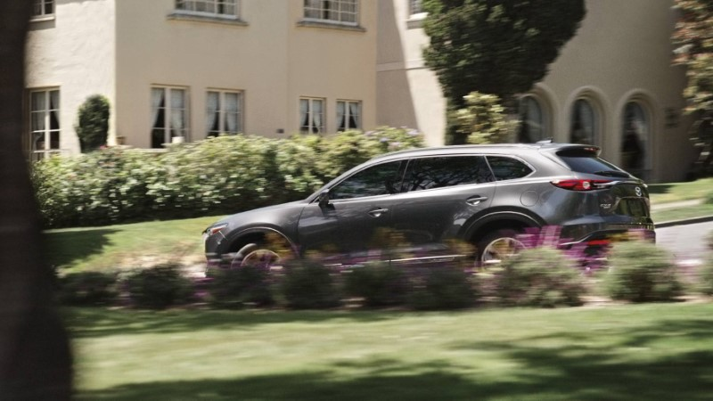 2021 Mazda CX-9 Best Full Size SUV