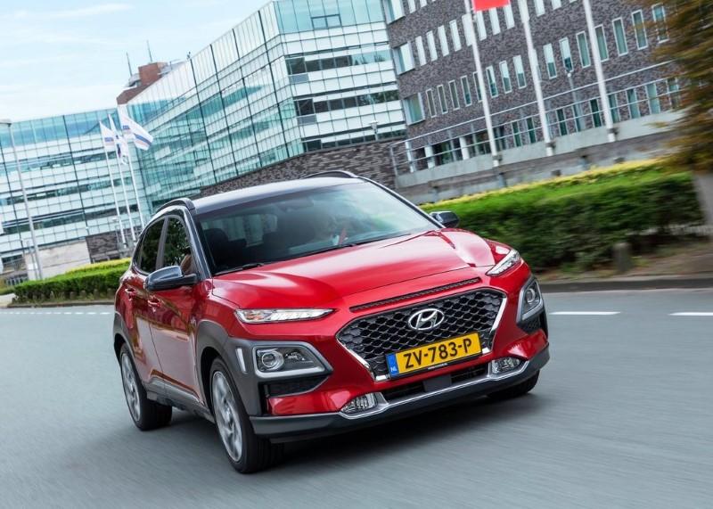 2021 Hyundai Kona Fuel Economy