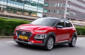 2021 Hyundai Kona Red Color