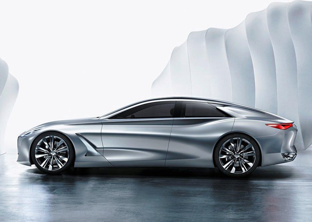 2021 Infiniti Q80 Premium Sedan, Overview, Specs & Price ...