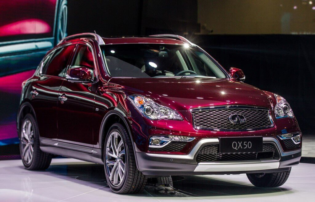 2021 Infiniti QX50 Release Date and Price