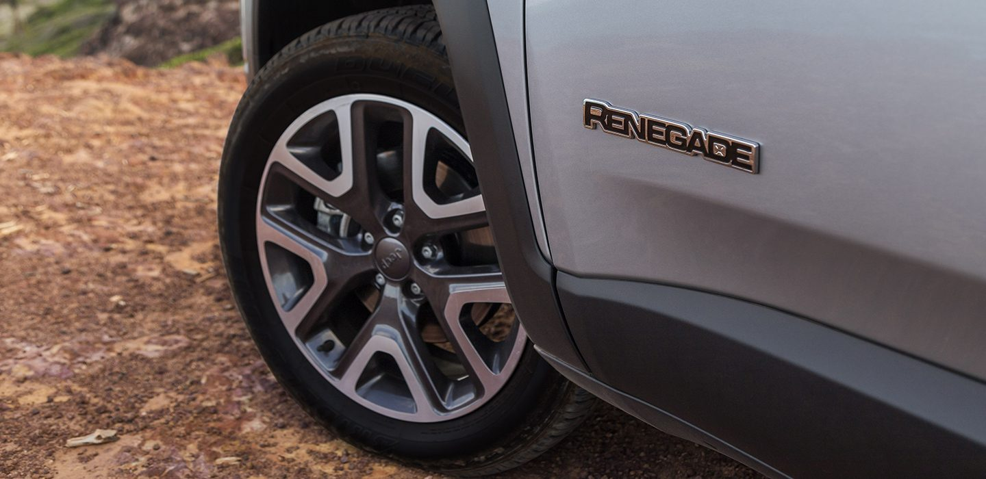 2021 Jeep Renegade Trailhawk Changes