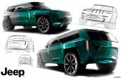New Jeep Patriot Concept and Rendereing