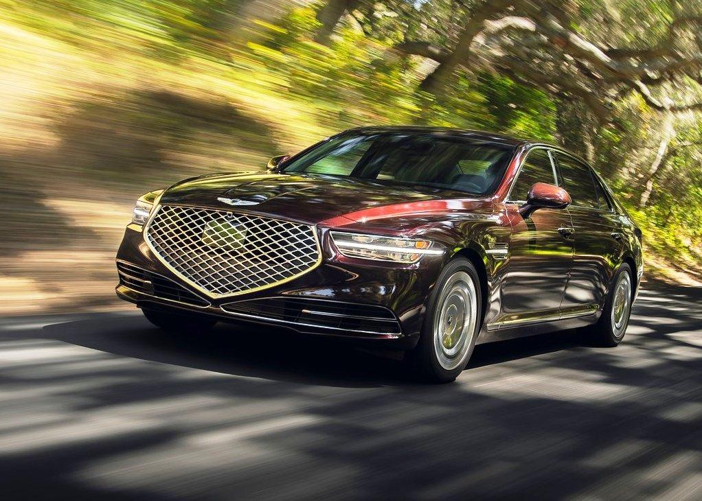 2021 Genesis G90 Fuel Economy