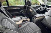 2021 Genesis G90 Interior Volume