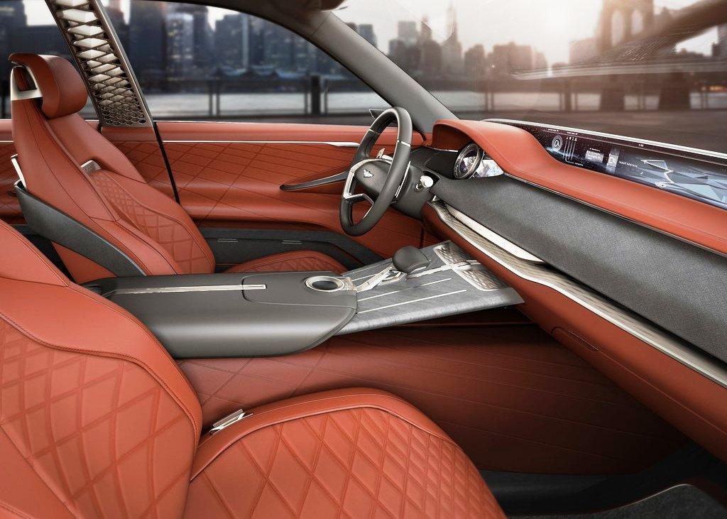 2021 Genesis GV80 Interior Concept