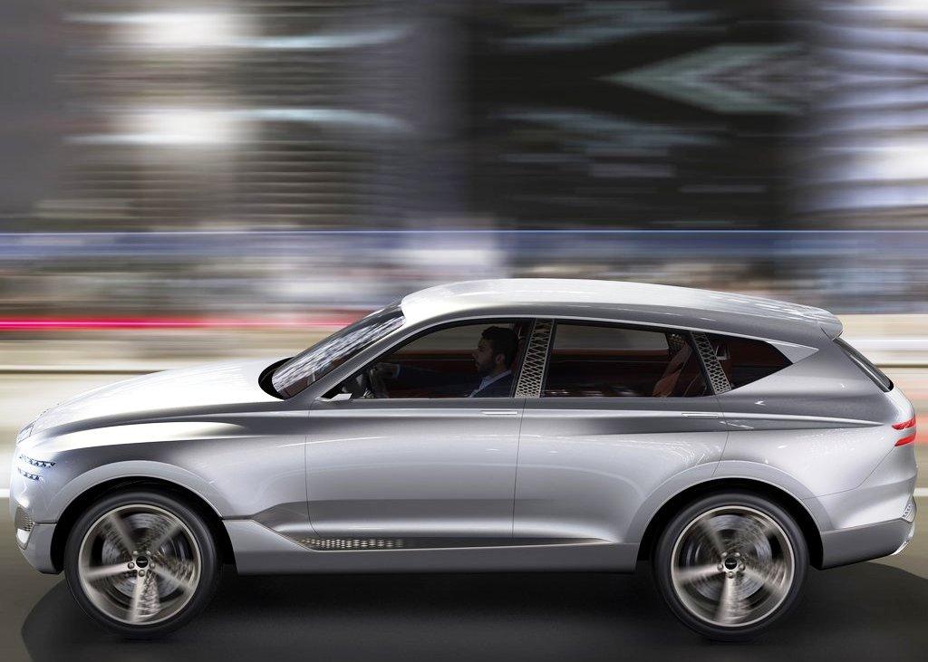 2021 Genesis GV80 Midsize Luxury SUV