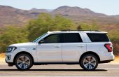 2021 Ford Expedition Dimensions & Towing Capacity