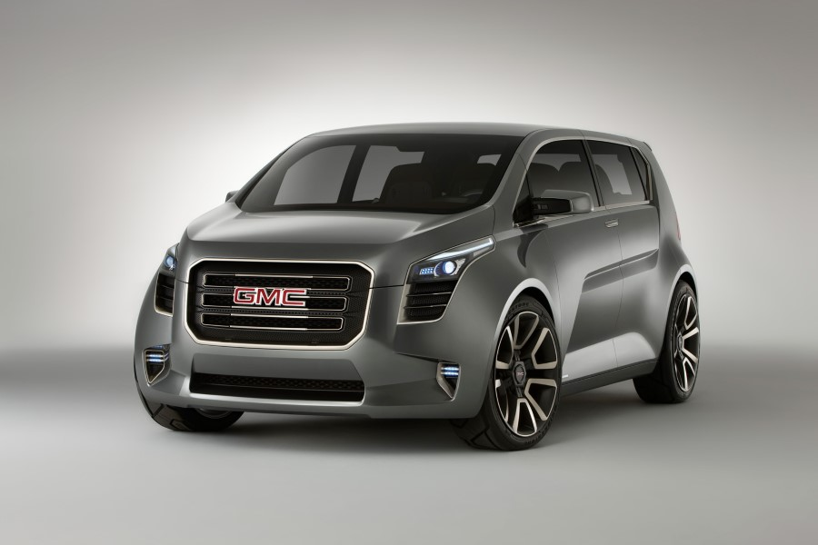 New GMC Granite Compact Pickup