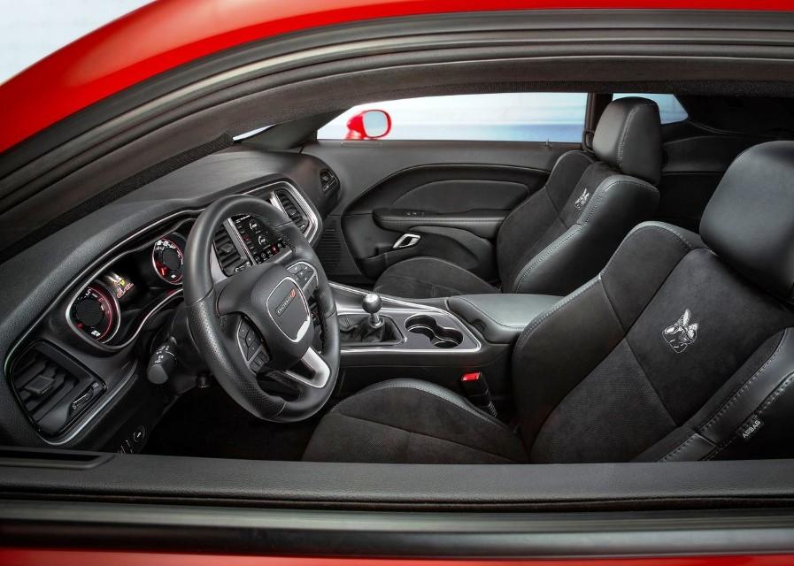 2021 Dodge Challenger Concept Interior