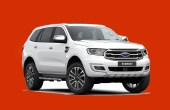 2021 Ford Everest Redesign & Changes