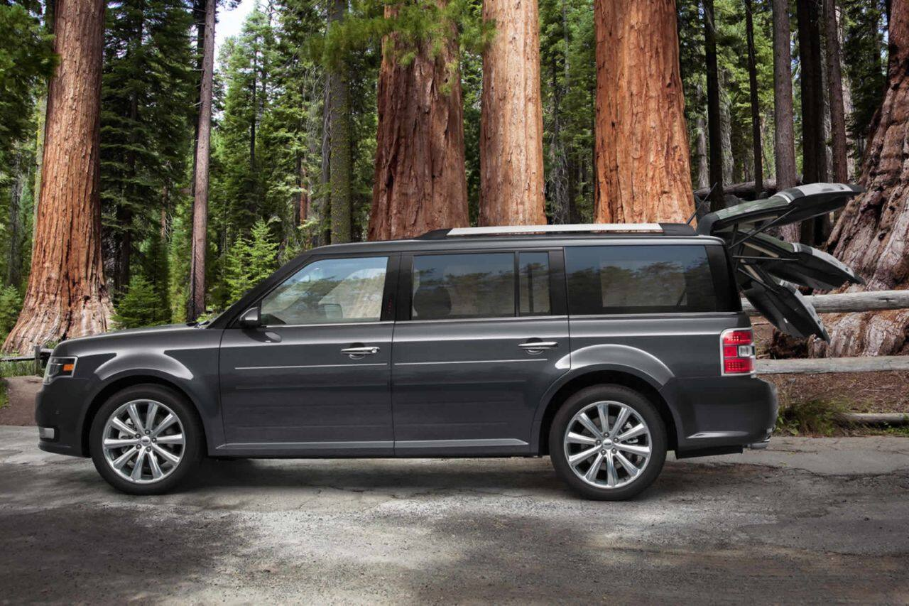 2021 Ford Flex Dimensions