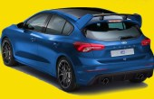 2021 Ford Focus RS New Design