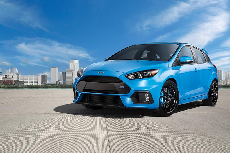2021 Ford Focus RS New Engine Specs