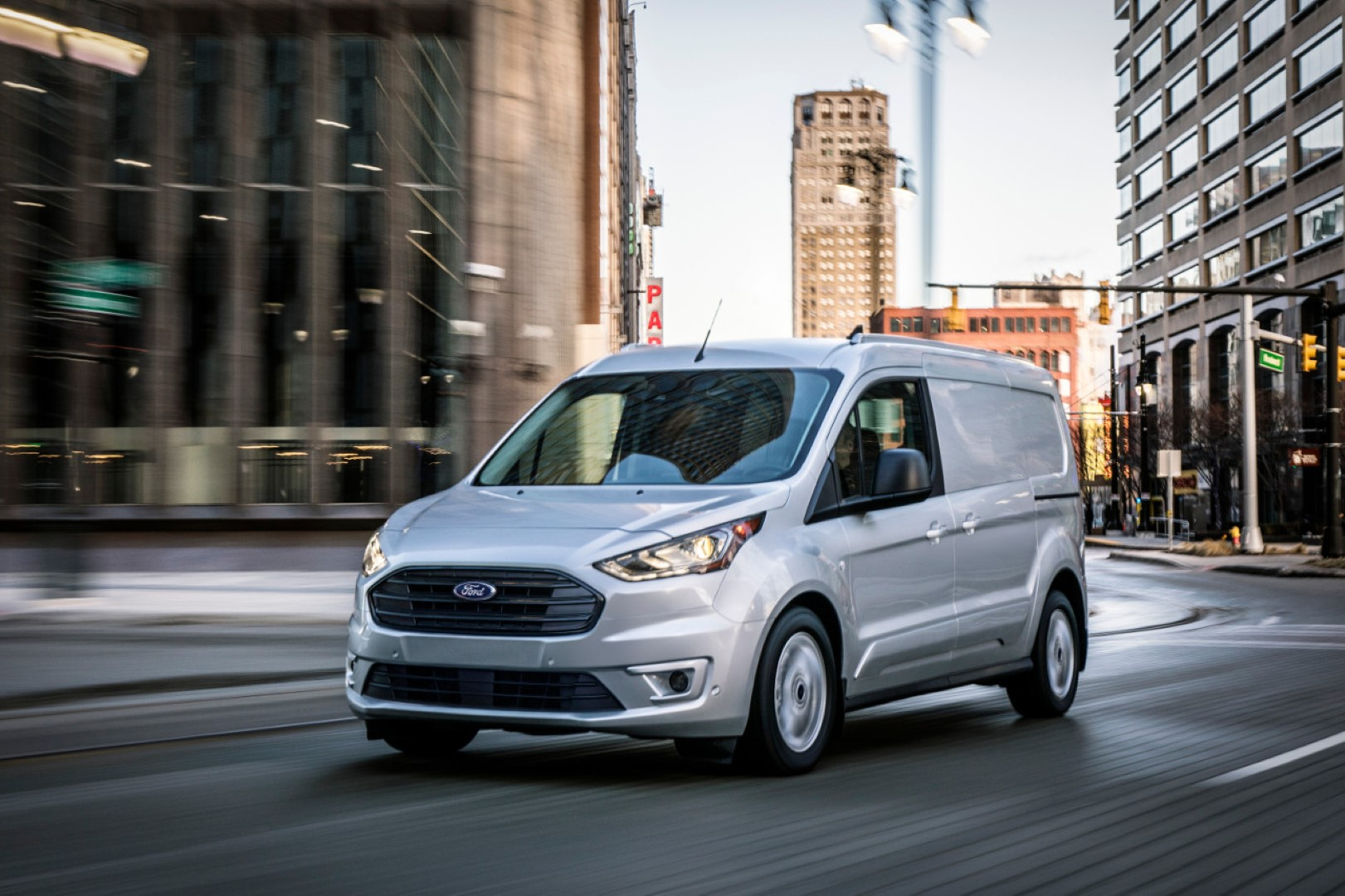 2021 Ford Transit Connect Cargo Refresh