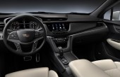 2021 Cadillac XT5 Sporty Interior