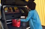 2021 Cadillac XT5 Trunk Capacity