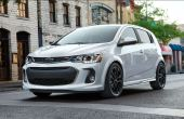2021 Chevy Sonic Price & Release Date