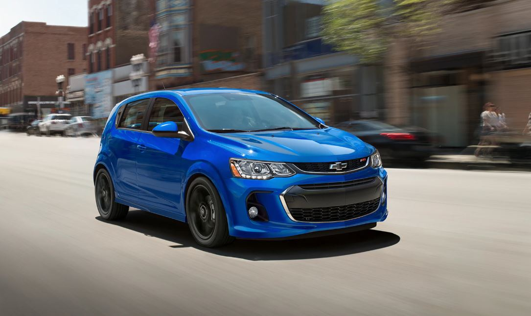 2021 Chevy Sonic RS Performance Review