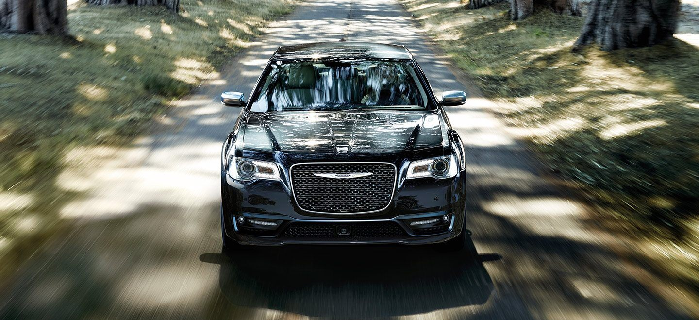 2021 Chrysler 300 Limited Exterior Changes
