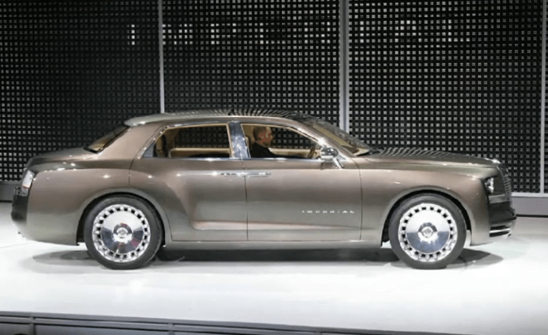 2021 Chrysler Imperial New Concept