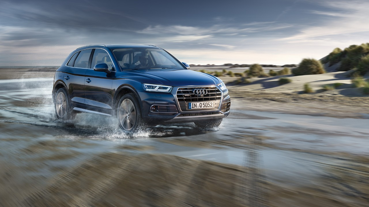 2021 Audi Q5 Review Performance and Fuel Economy