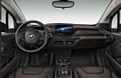 2021 BMW i3 Interior