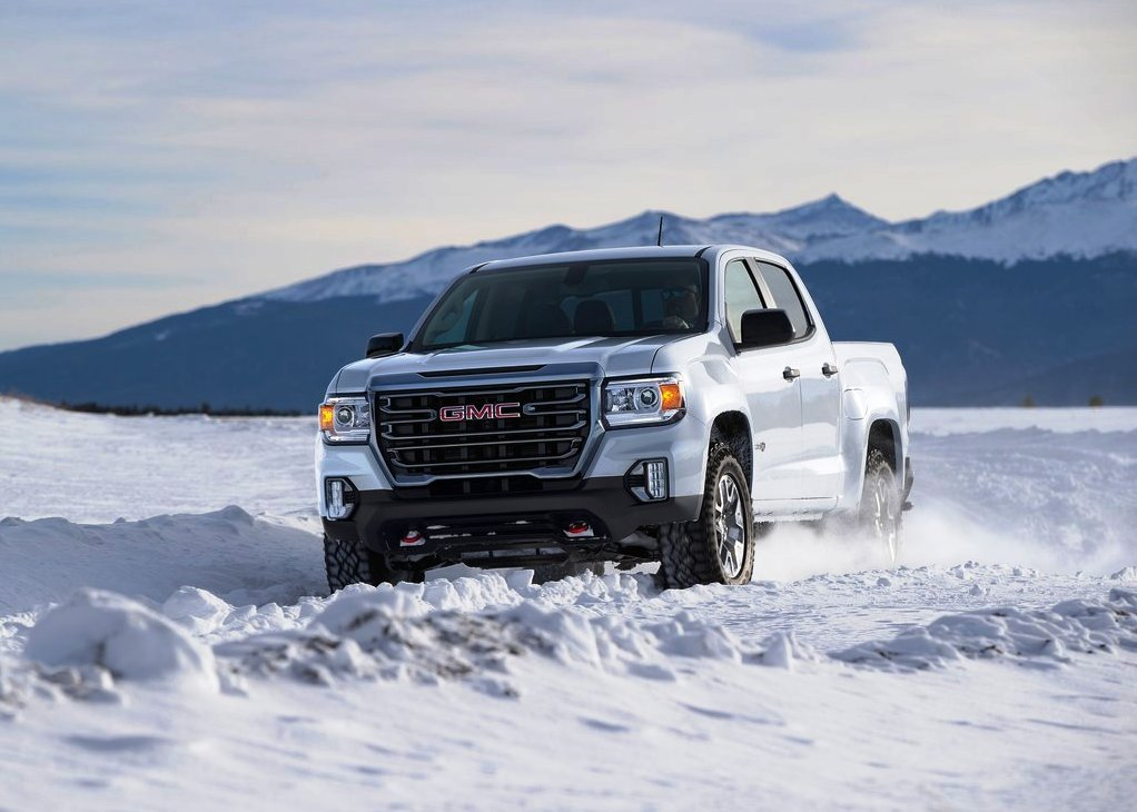 2021 GMC Canyon Release Date & Price