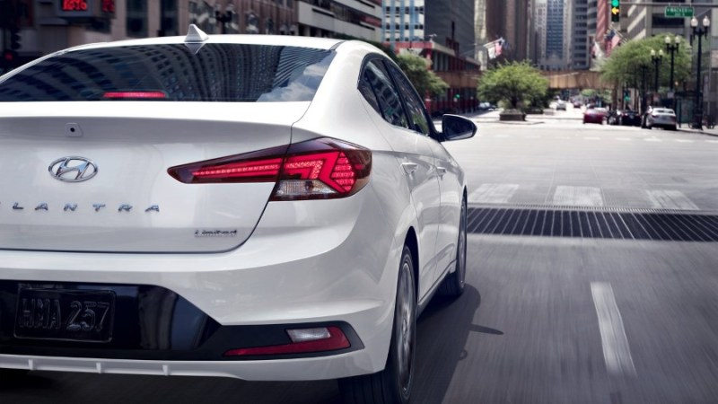 2021 Hyundai Elantra Hybrid Engine Performance