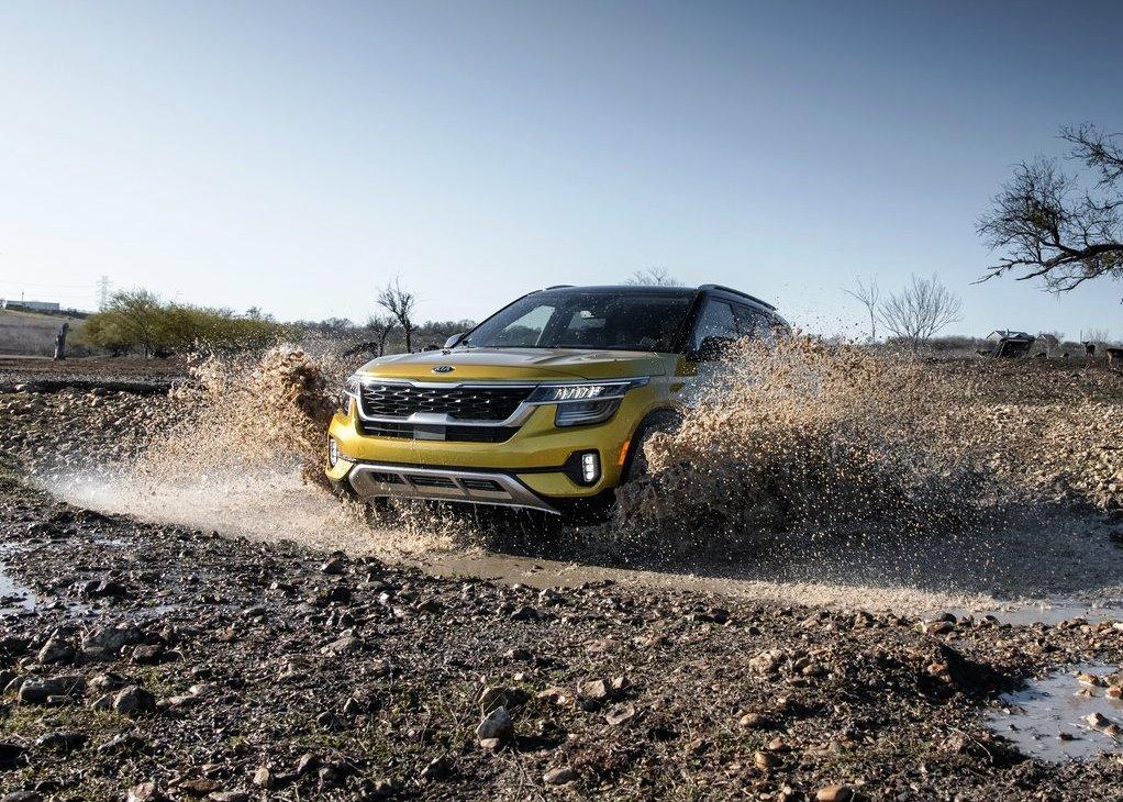 2021 Kia Seltos All Wheel Drive for Off-Road Capability