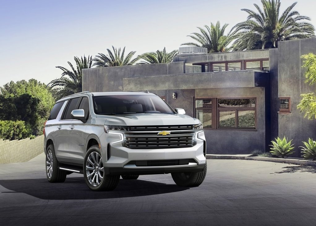 2022 Chevy Suburban Release Date & Price