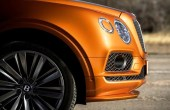 New Bentley Bentayga Speed 22 inch Wheel Size