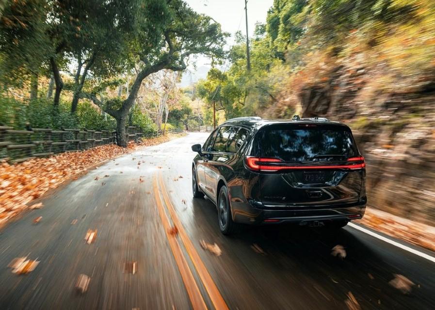 2021 Chrysler Pacifica AWD Fuel Economy