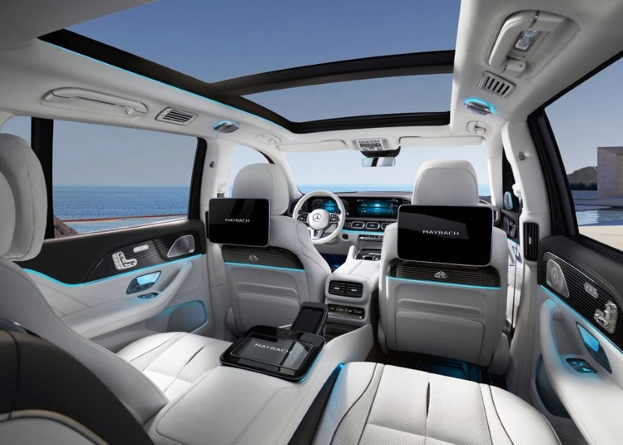 2021 Mercedes Maybach GLS 600 With Moonroof