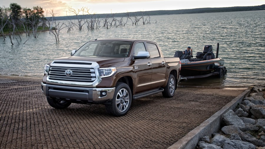 2021 Toyota Tundra Hybrid Release Date