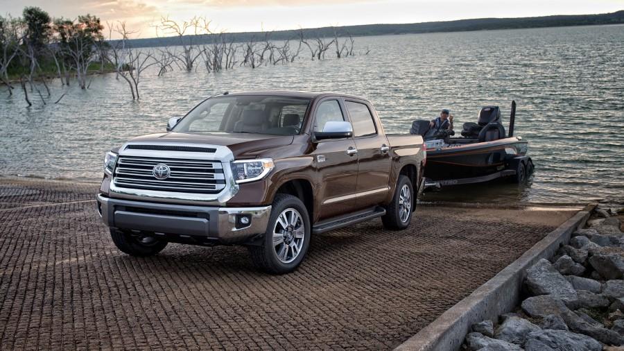 2021 Toyota Tundra Hybrid Release Date