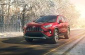 Best SUV Lease Deals Right Now - New Toyota RAV4